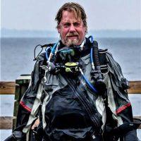 Jonny Magnusson Dykare från Rydebäck
